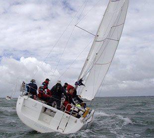 APHA crew sailing