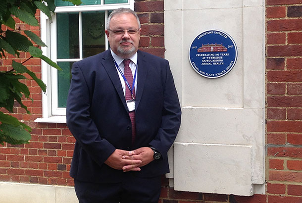 Weybridge plaques for 100 years