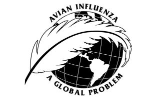 Logo for the Avian influenza sympoisum