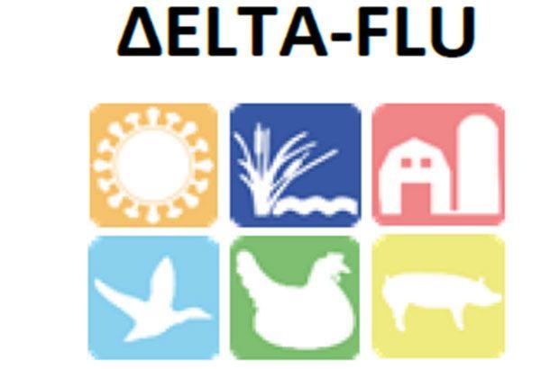 DELTA-FLU Logo