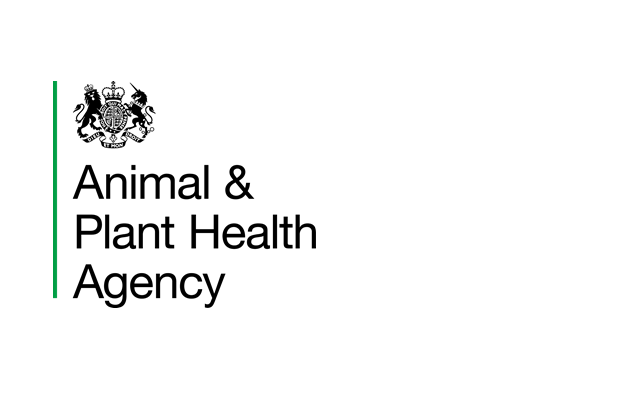 Animal and Plant Health Agency official logo against a white background